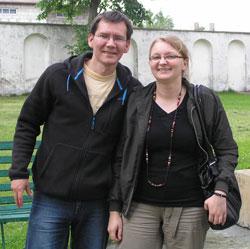 Katarzyna i Tomasz Jarosz