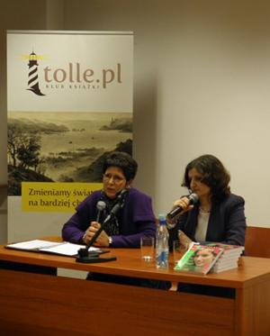 Wizyta Teresy Tomeo w Lublinie