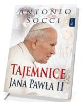 Tajemnice Jana Pawła II [miękka oprawa]