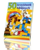 50 krzyżówek biblijnych. Stary Testament