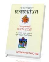 List Apostolski Porta Fidei