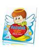 Aniołek uczy dzieci modlitwy Ojcze nasz