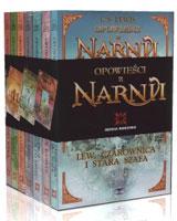 Opowieści z Narnii T. 1-7