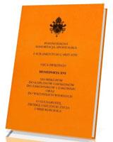 Posynodalna adhortacja apostolska Sacramentum Caritatis