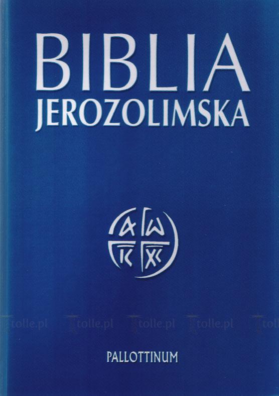 Biblia Jerozolimska - Klub Książki Tolle.pl
