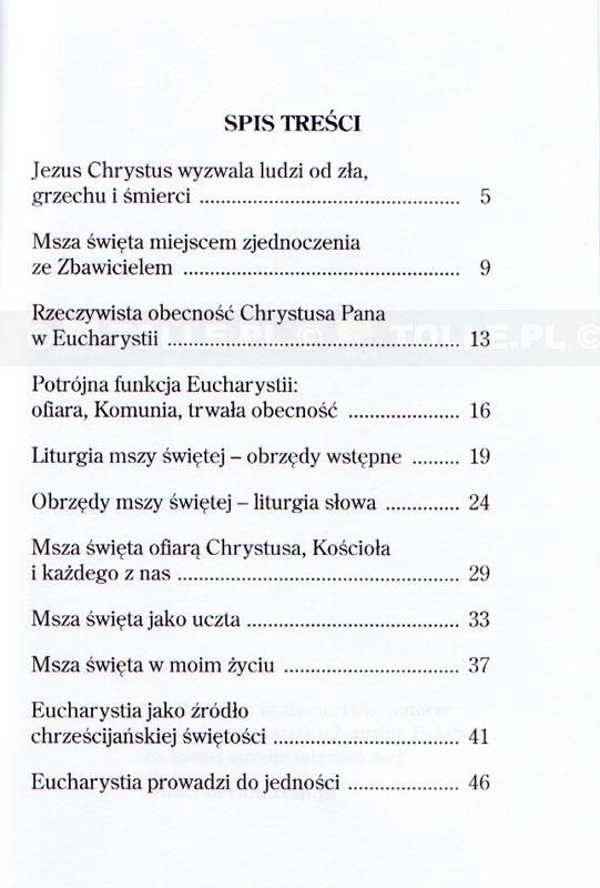 Dzieciom o Mszy Świętej - Klub Książki Tolle.pl