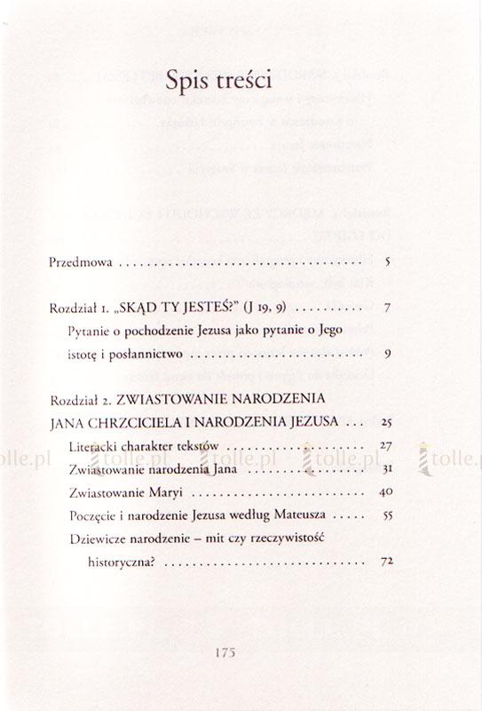 Jezus z Nazaretu. Dzieciństwo - Klub Książki Tolle.pl