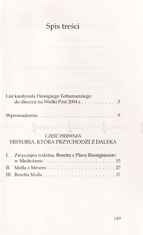 Święta Joanna Beretta Molla - Klub Książki Tolle.pl