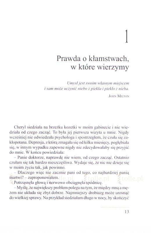 Kłamstwa, w które wierzymy - Klub Książki Tolle.pl