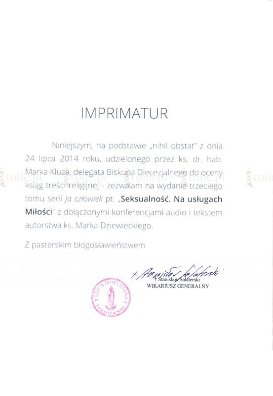 Seksualność. Na usługach Miłości - Klub Książki Tolle.pl