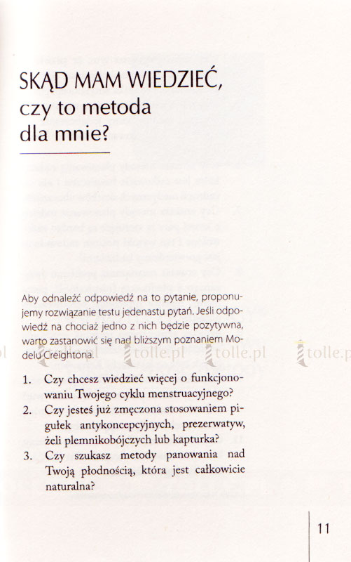 NaProTechnology. Ekologia płodności - Klub Książki Tolle.pl