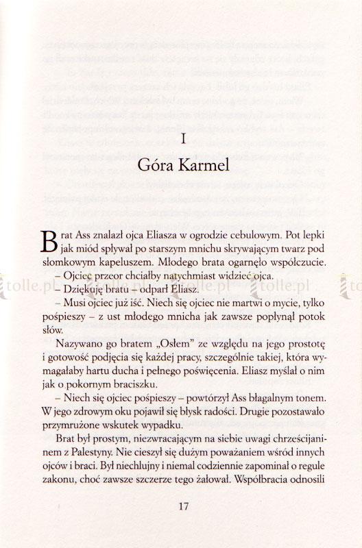 Ojciec Eliasz. Czas apokalipsy - Klub Książki Tolle.pl