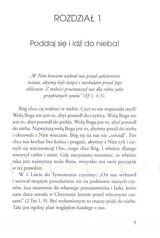Poddaj się! Życiodajna moc wypełniania woli Bożej - Klub Książki Tolle.pl