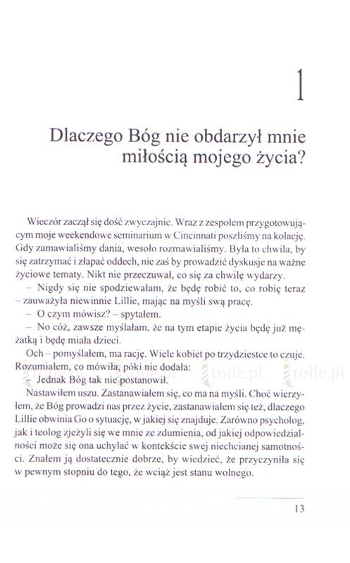 Poszukiwana, poszukiwany. Poradnik dla singli - Klub Książki Tolle.pl