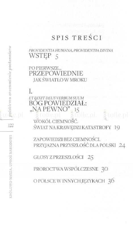 Proroctwo o Polsce. Obietnica i krew - Klub Książki Tolle.pl