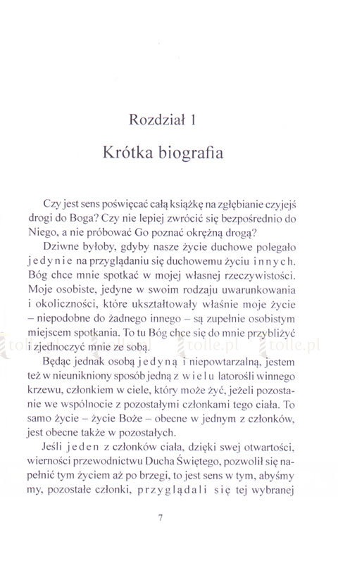 Prosta droga do świętości. Śladem św. Teresy z Lisieux - Klub Książki Tolle.pl