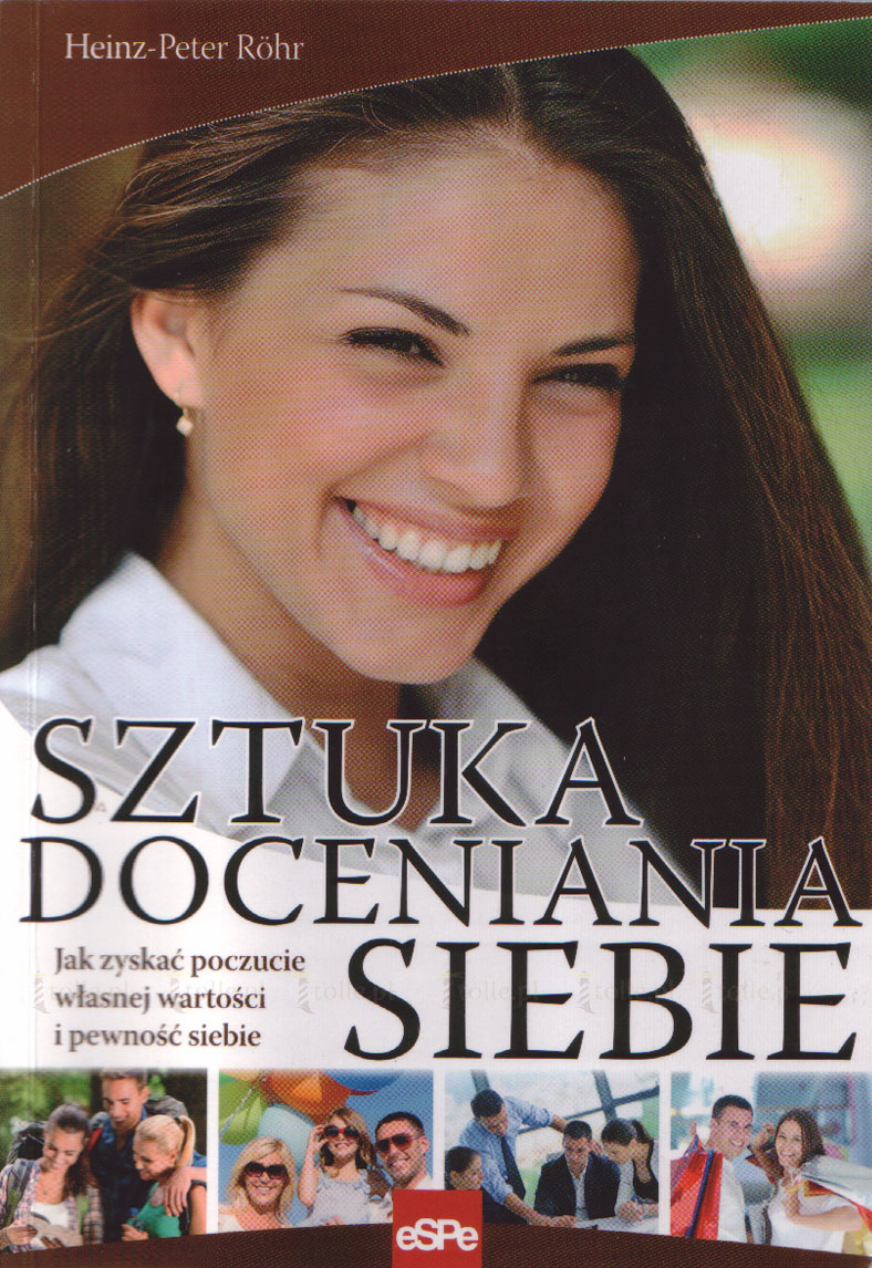 Sztuka doceniania siebie - Klub Książki Tolle.pl