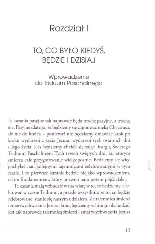 Tajemnica śmierci i zmartwychwstania. Wprowadzenie w misterium paschalne - Klub Książki Tolle.pl