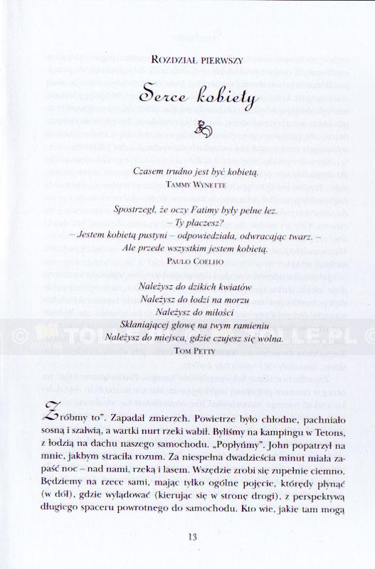 Urzekająca. Odkrywanie tajemnicy kobiecej duszy [miękka oprawa] - Klub Książki Tolle.pl