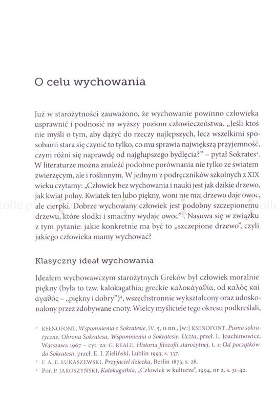 Wychować człowieka szlachetnego - Klub Książki Tolle.pl