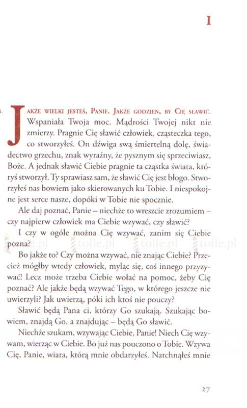 Wyznania - Klub Książki Tolle.pl