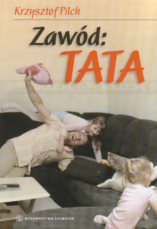 Zawód: TATA - Klub Książki Tolle.pl