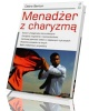 Menadżer z charyzmą - okładka książki