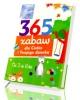 W co się bawić. 365 zabaw dla Ciebie - okładka książki