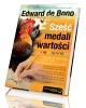 Sześć medali wartości - okładka książki