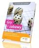 Gry i zabawy - okładka książki