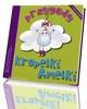 Przygody Kropelki Amelki - okładka książki
