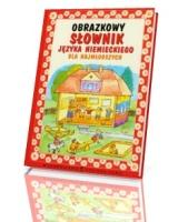 Obrazkowy słownik języka niemieckiego dla najmłodszych