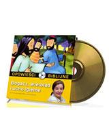 Opowieści biblijne. Tom 15. Bogacz wielbłąd i ucho igielne (CD)