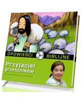 Opowieści biblijne. Tom 11. Przyjaciel grzeszników (CD)