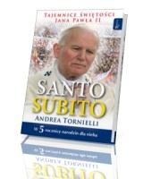 Santo Subito. Tajemnice świętości Jana Pawła II