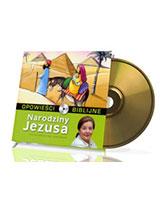 Opowieści biblijne. Tom 1. Narodziny Jezusa (CD)