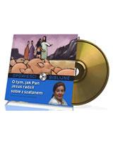 Opowieści biblijne. Tom 8. O tym, jak Pan Jezus radził sobie z szatanem (CD)