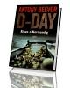 D-day. Bitwa o Normandię - okładka książki