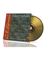 Cztery miłości. Czyta: Krzysztof Kolberger (CD mp3)
