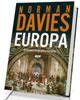 Europa. Rozprawa historyka z historią - okładka książki