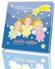 Aniołki wigilijne - okładka książki