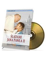 Kolekcja życia duchowego. Śladami Jana Pawła II. Książka audio (CD mp3)