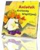 Aniołek gwiazdy wigilijnej - okładka książki