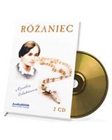 Różaniec z Rozelią Celakówną. Książka audio (2 CD)