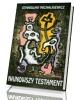Najnowszy testament - okładka książki