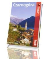 Czarnogóra. Przewodnik Bradt - okładka książki