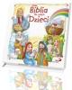 Mała Biblia dla małych dzieci - okładka książki