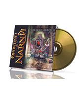 Opowieści z Narnii. Srebrne krzesło (CD mp3)
