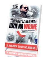 Towarzysz generał idzie na wojnę (DVD)