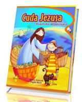 Cuda Jezusa. Książeczka aktywizująca
